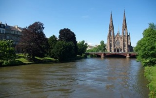 la cathédrale de strasbourg - gite Strasbourg