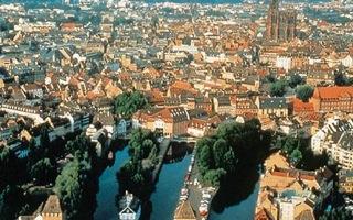 vue de Strasbourg