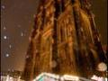strasbourg cathédrale à Noël