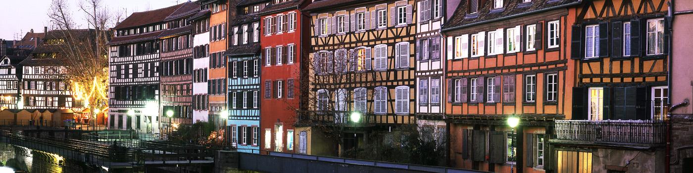 Petite France Strasbourg Alsace
